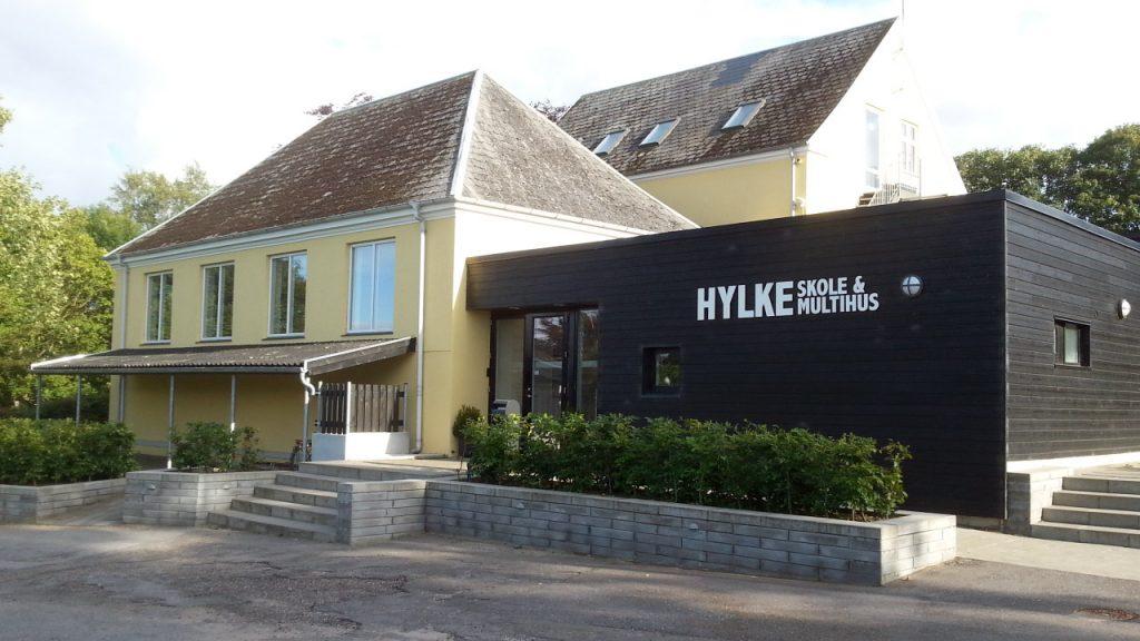 Hylke skole og multihus