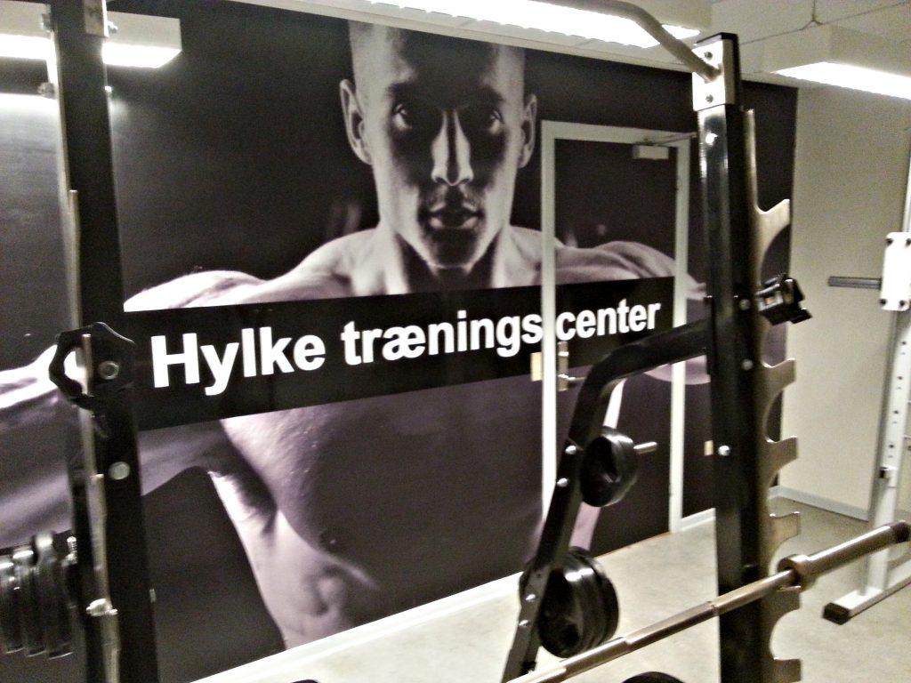 Hylke træningscenter